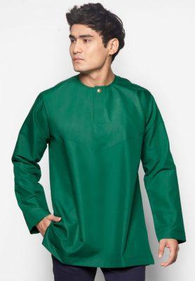 Kurta Al Amin Emerald Green