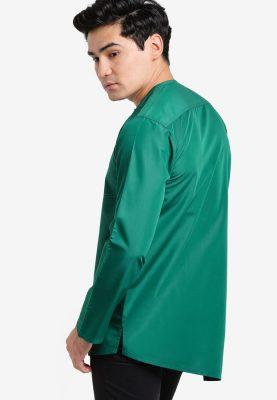 Kurta Al Fattah Emerald Green