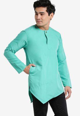 Kurta Al Fattah Mint Green